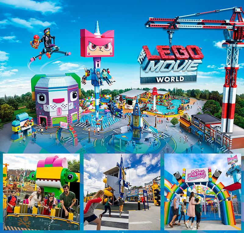 The LEGO Movie Land LEGOLAND Windsor Plans