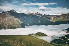 Caucasus, Georgia, July 2019