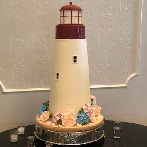 Light House Cake by The Bake Works