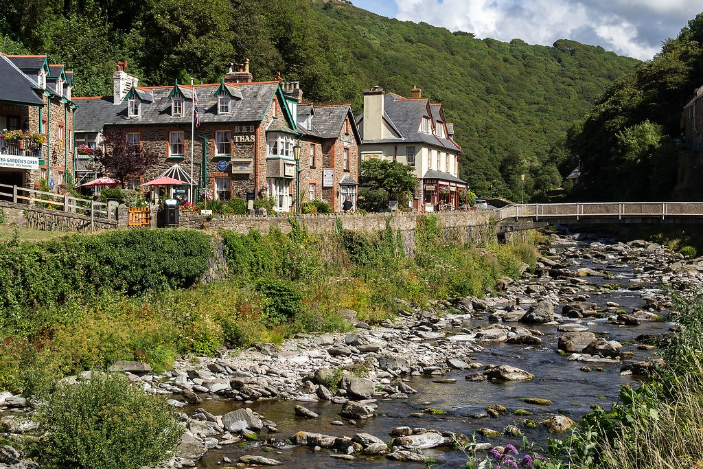 Lynmouth England