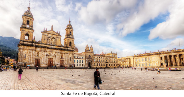 Santa Fe de Bogotá, Catedral