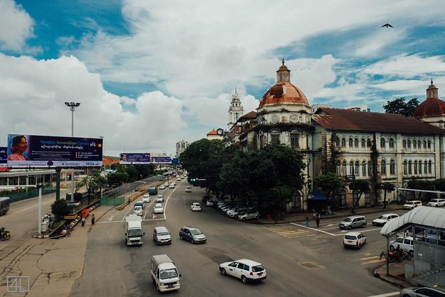 Yangon 2019