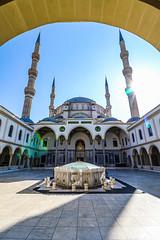 Welcome II - Nizamiye Mosque