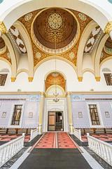 Entrance IV - Nizamiye Mosque