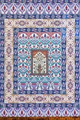 Tile Art - Nizamiye Mosque