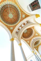 Entrance III - Nizamiye Mosque