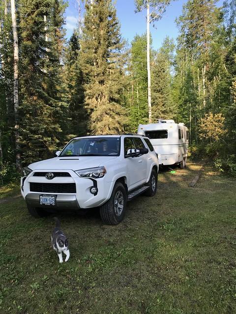 MacLeod- campsite