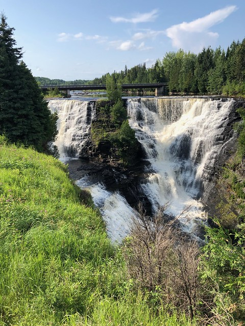 Kakabeka - The Falls