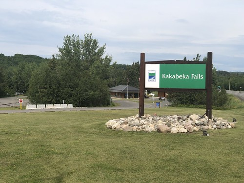 Kakabeka Falls - teh sign | by Pierre Yeremian