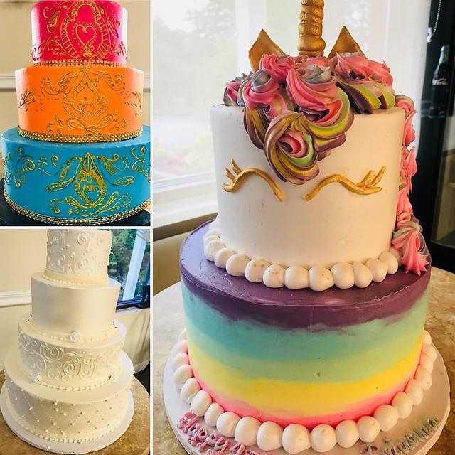 Cake by Bridgewater Bakery