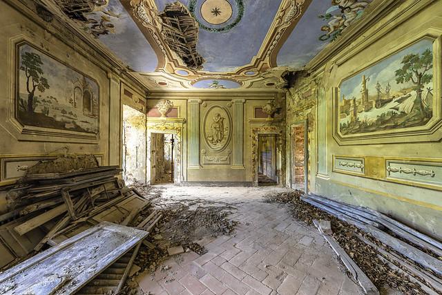 Forgotten Tuscany