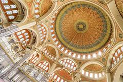 Nizamiye Mosque - Interior