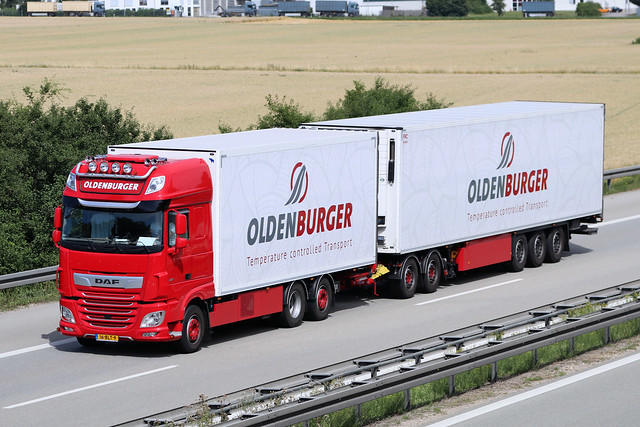 DAF XF 116 / Oldenburger Transport