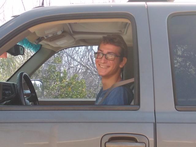 Eli Driving 2019