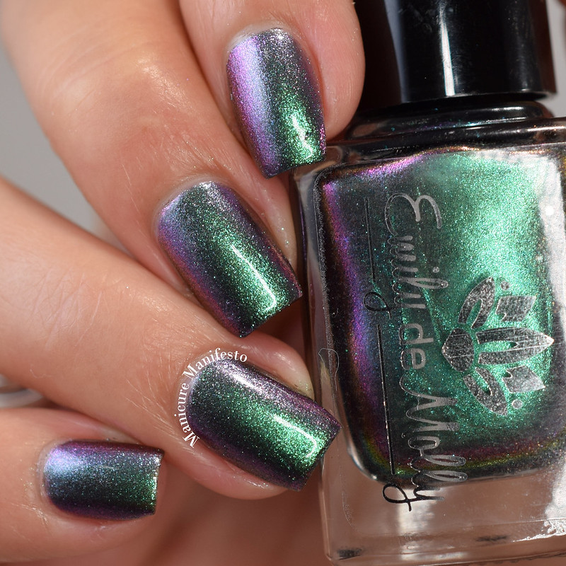 Emily De Molly Where You Stand swatch