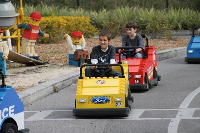 Aaron Driving 1