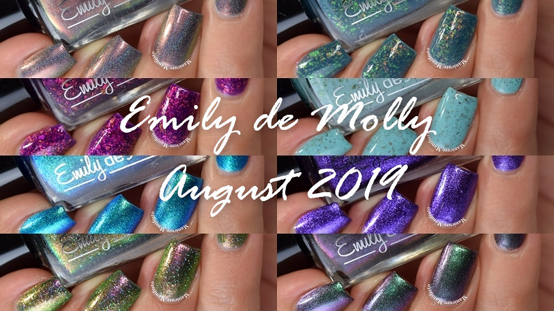 Emily De Molly August 2019 Release