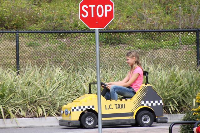 Sarah Driving 1
