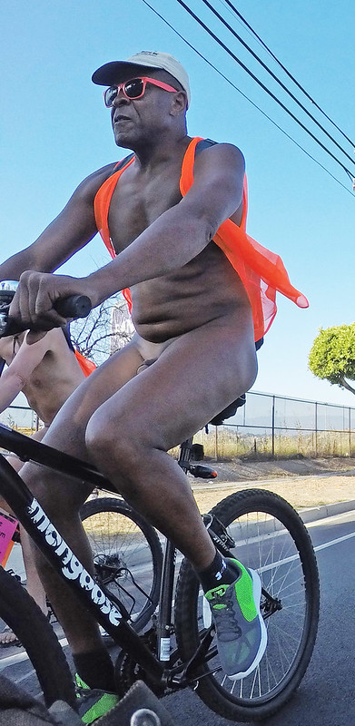 LA World Naked Bike Ride 2019 (172612)