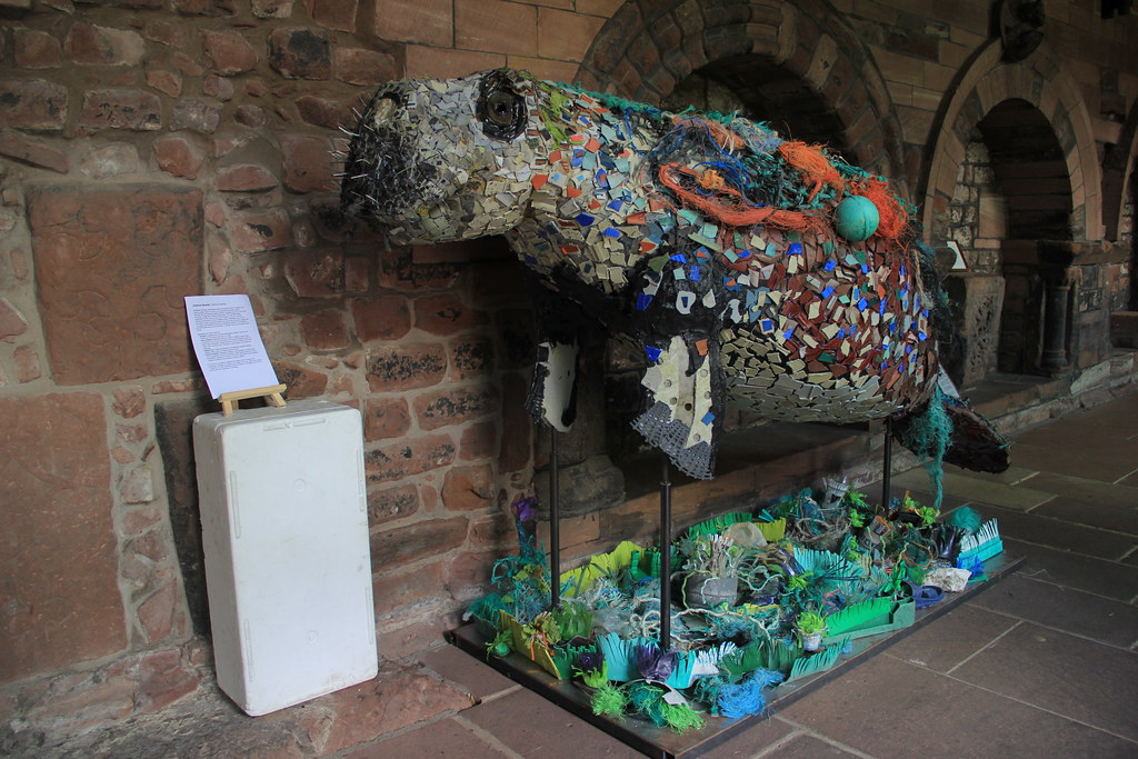 Saving the Deep, Chester Cathedral