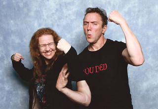 14 Photoshoot Peter Serafinowicz reduced | by CosmicAvatar1