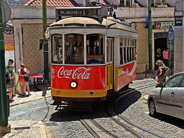 Discoverig Lisbon!