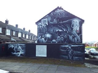 Tigers Bay - North Belfast