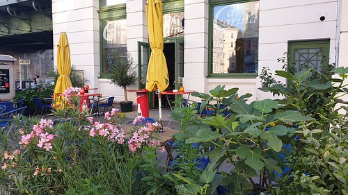 Gastgarten Cafe Carina