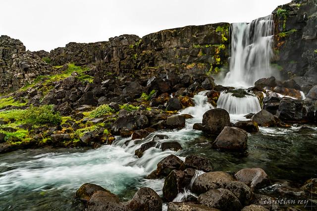 Öxarárfoss (Iceland)