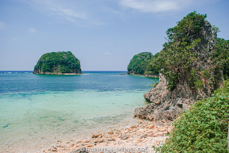 CATANDUANES ITINERARY: TWIN ROCK BEACH