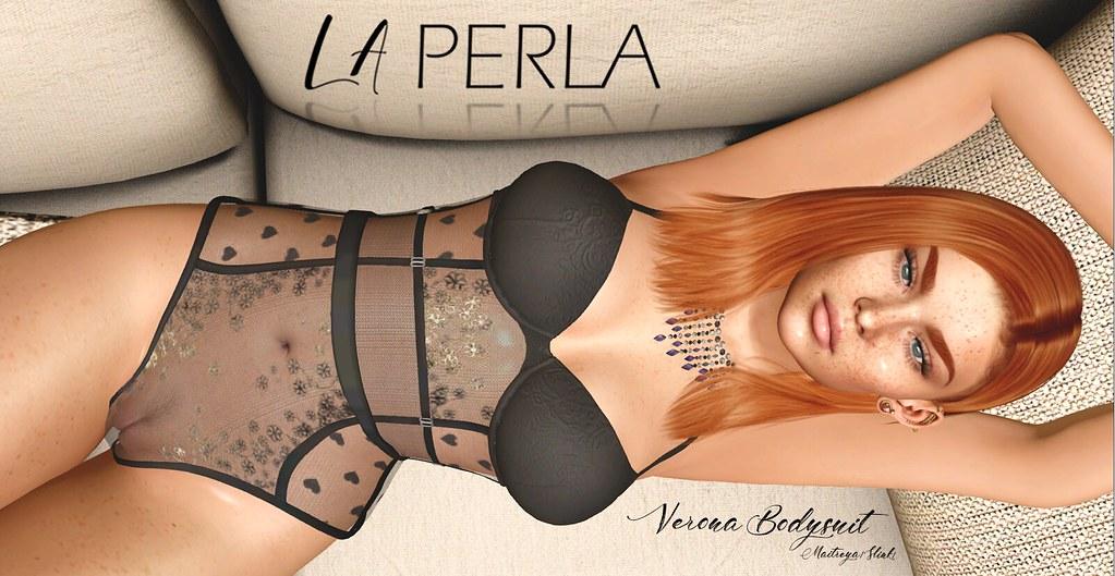 {LP} – Verona Bodysuit