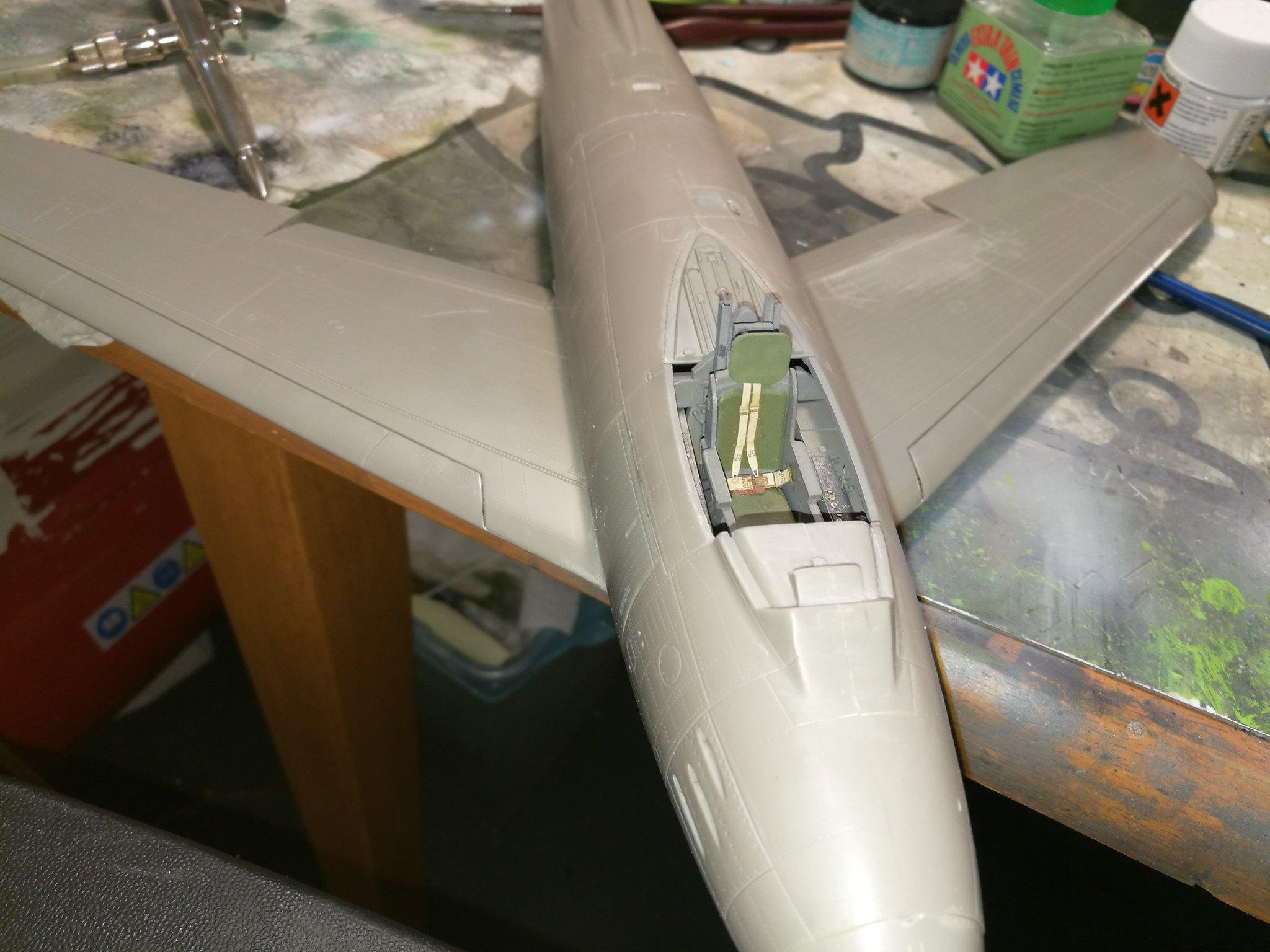 Kinetic 1/32 F-86 F40 Sabre Luftwaffe - Sida 2 48447329032_fe7c6f60b3_k