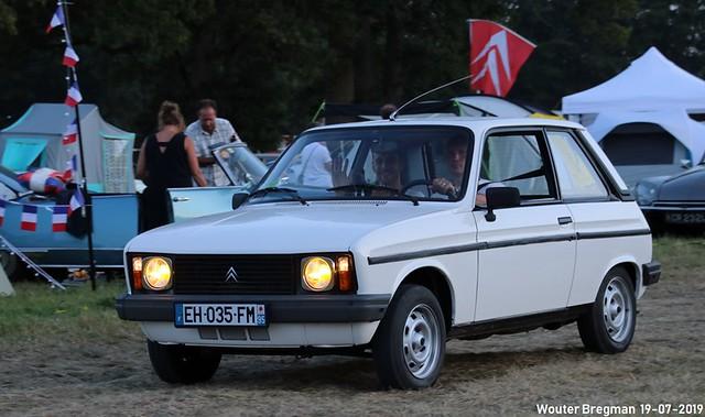 Citroën LNA Entreprise 1984
