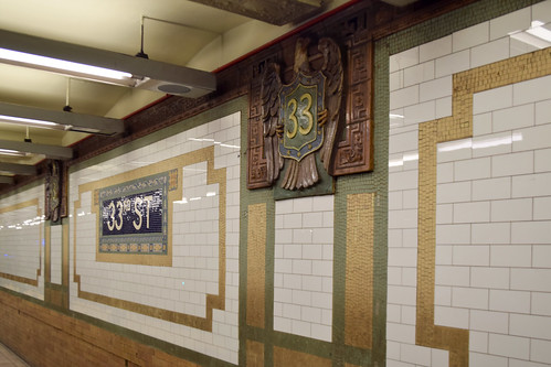 33rd Street station (IRT Lexington Avenue Line)