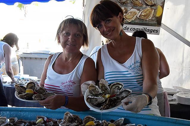 Fête de l'huître 2019 à Mèze