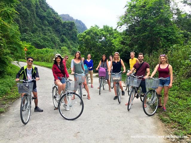Group Tour at Viet Hai