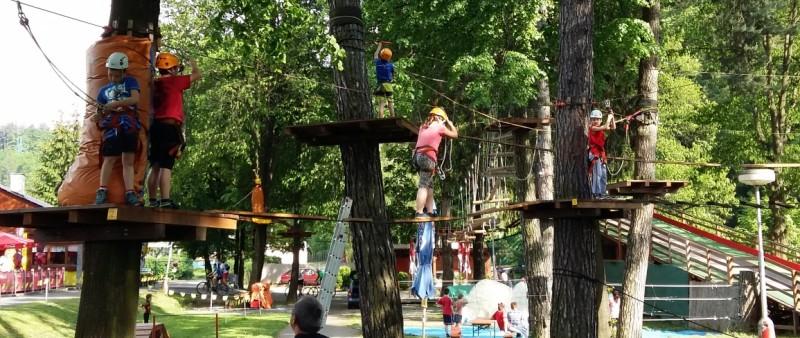 Švihák rožnovský: Gibon Park - zábavní park