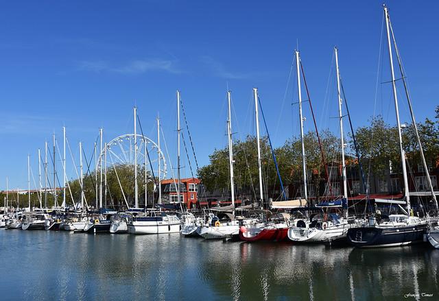 Polychromie à La Rochelle !!!