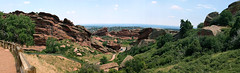 Red Rocks Pano