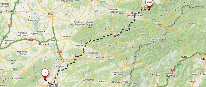 Švihák rožnovský: Cyrilometodějská stezka