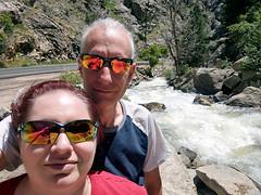 Orny & Inna @ Boulder Creek