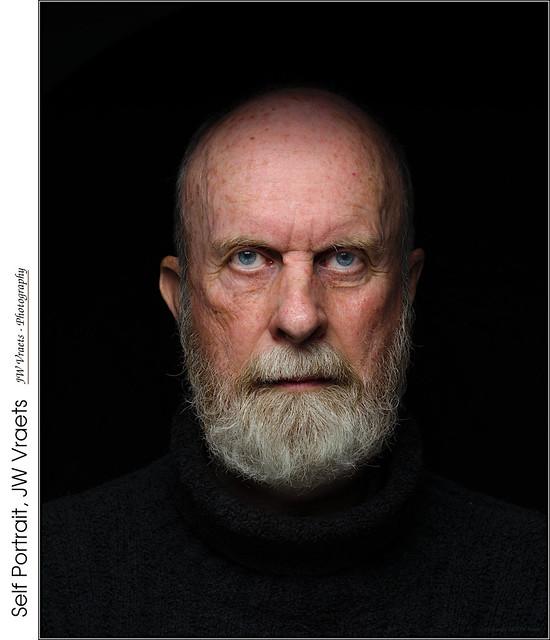 Self Portrait, JW Vraets