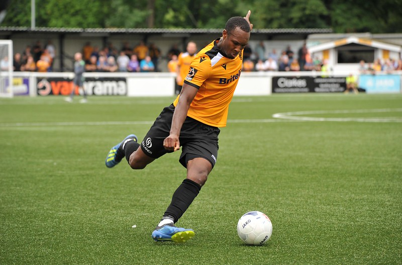 Maidstone United v Weymouth 373