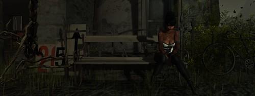 Solitude in the night