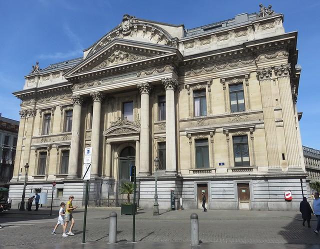 Bourse de Bruxelles (Brussels, Belgium)
