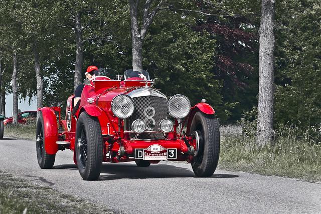 Bentley 'Old Number One' 1947 (4745)