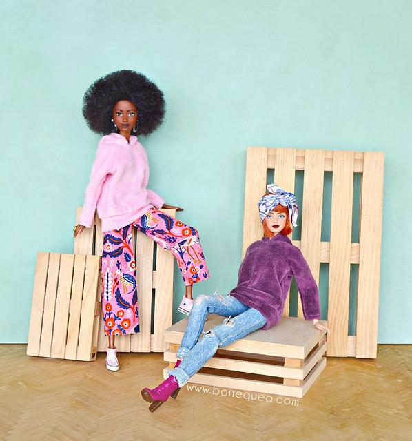 Actualiza tus muebles de Barbie...