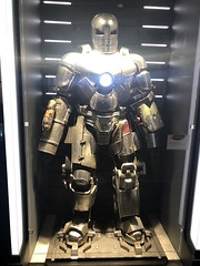 "Original Iron Man Suit from ""Iron Man"""