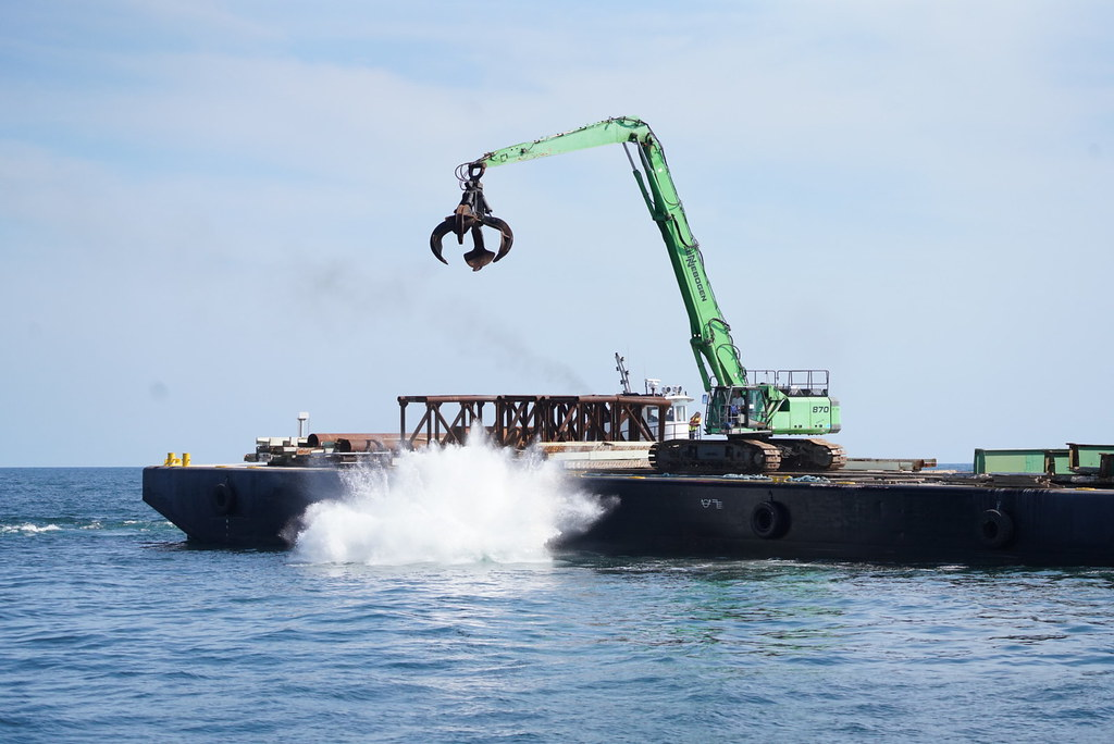 Governor Cuomo Launches Second Year of Largest Artificial Reef Expansion in New York State History