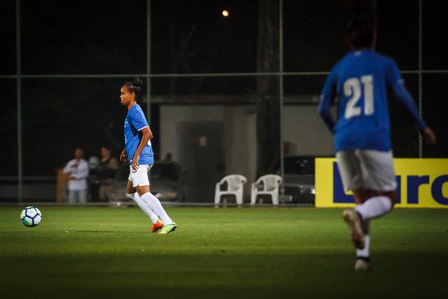 Cruzeiro x Grêmio - Brasileiro Feminino A-2